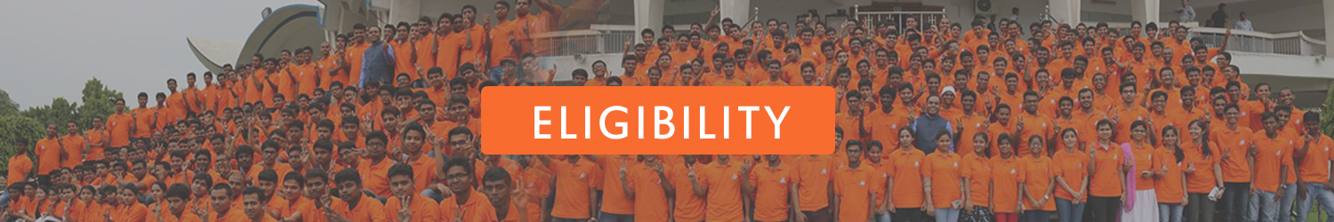 Eligibility For Achiever's Batch